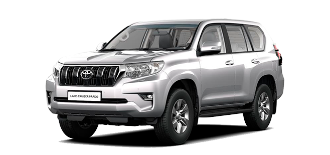 Toyota Land Cruiser Prado Внедорожник 2021